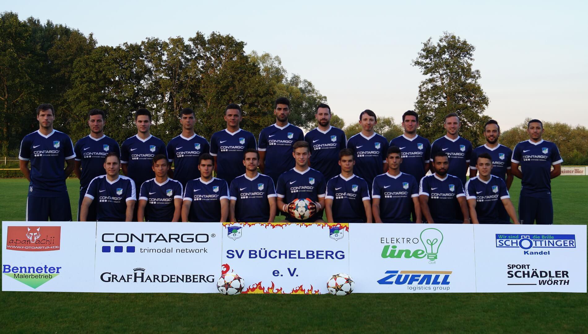 2. Platz Bezirksliga Südpfalz 2016/2017